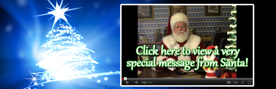 Special Message From Santa